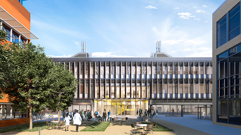 Plans for new Civil Engineering Building approved | Estate ...