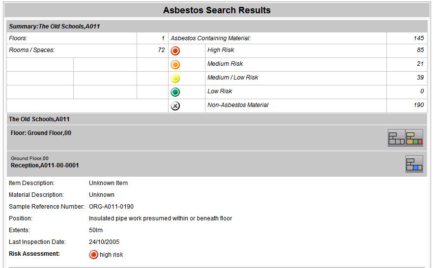 Micad asbestos