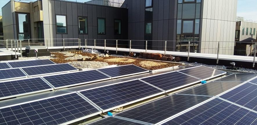 PV Array Student Services