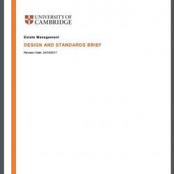 Read more at: Design & Standards Brief